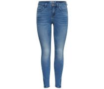 'Kendell' Skinny Fit Jeans blau