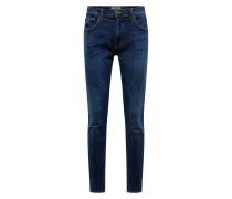 Jeans 'Jet Slim Taperd Multiflex' blue denim