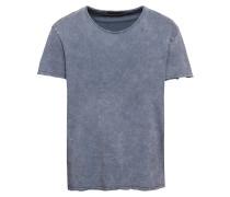 Shirt 'kendrick' blau