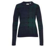 Pullover marine / smaragd