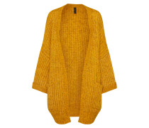 Cardigan 'yassunday LS Knit ' senf