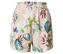 Shorts 'Lizbeth' rosa / grün