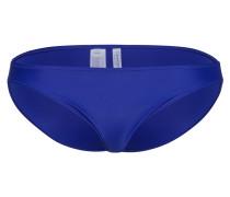 Bikinihose 'classic' blau