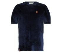 T-Shirt 'koks & bitches II' nachtblau