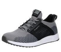 Sneaker 'Java II' grau / dunkelgrau / weiß