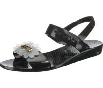 Sandalen 'spring' schwarz