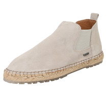 Espadrille-Chelseaboots