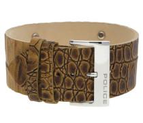 Herren Armband Leder Amarillo Pj21321Blc-05