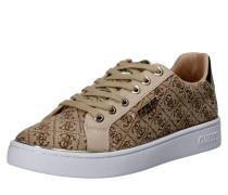 Sneaker 'beckie2' beige / braun