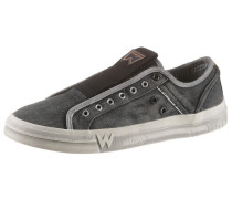 Slip-On 'Sniper Washed' grau