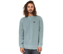 'All Day' Sweatshirt hellblau