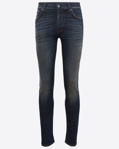 Jeans 'Tilted Tor' blue denim