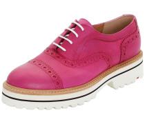 Schnürschuh pink