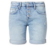 Shorts 'Abby' blue denim
