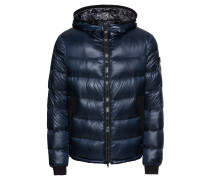 Steppjacke 'honova' navy / weiß