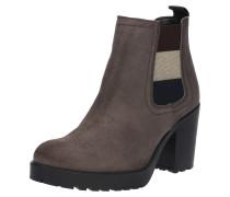 Leder-Boot 'essential' stone