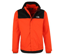 Jacke 'Evolve II' orange
