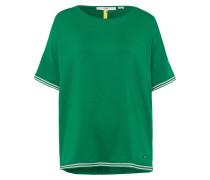 Shirt grün / weiß