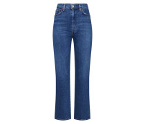 Jeans 'Pinch Waist Hi Rise Kick' blue denim