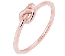 Ring 'Knoten' rosegold