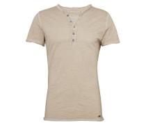 T-Shirt 'MT Lemonade button' sand