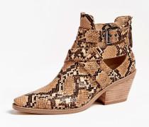 Schuhe hellbraun / dunkelbraun / beige