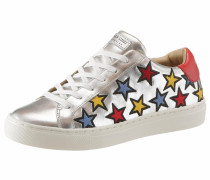 Sneaker »Side Street-Star Side Embroidery«