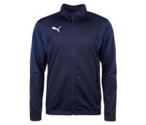 Trainingsjacke blau / nachtblau
