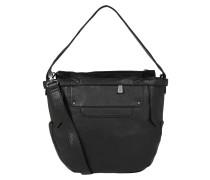 Handtasche 'Cadie' schwarz
