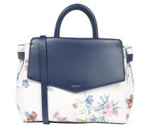 Handtasche 'Fay' 28 cm navy / rosa / weiß