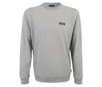 Sportsweatshirt 'P6 Label MW Crew' grau
