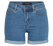 Shorts 'vmhot Seven' blue denim