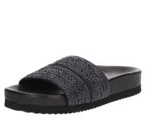 Sandale 'frust Slider' schwarz