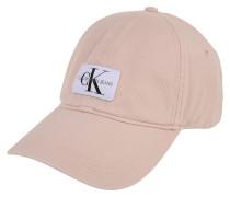 Cap 'J Monogram CAP W' rosa