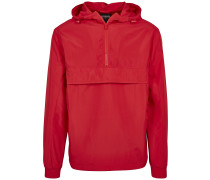 Jacket 'Pull Over' rot