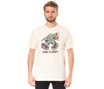 'Estevan' T-Shirt creme