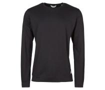 Sweatshirt 'Garon' schwarz