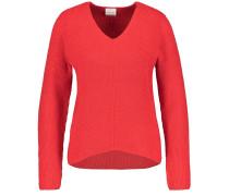 Pullover hellrot