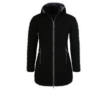 Sport-Mantel 'Bacarya' grau / schwarz