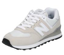 Sneaker 'wl574' hellgrau