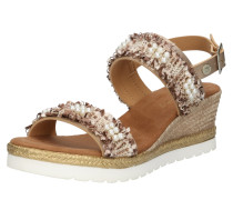 Sandale '1317801' beige / offwhite
