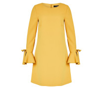 Kleid gelb