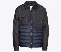 Jacke nachtblau / dunkelblau
