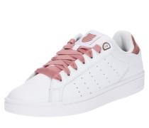 Sneaker 'Clean Court Cmf' rosé / weiß