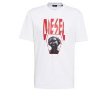 Shirt 't-Just-Ye Hemd' weiß