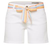 Shorts white denim
