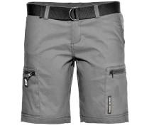 Shorts 'Luff' dunkelgrau