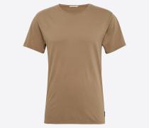 T-Shirt 'Anders Tee' beige