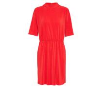 Kleid 'Karna' kirschrot