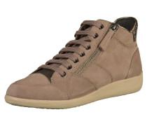Sneaker dunkelbraun / taupe